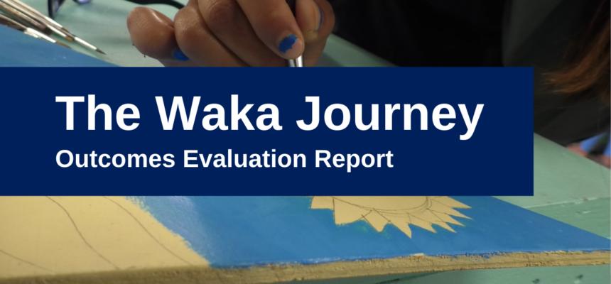 The Te Hononga Waka Journey