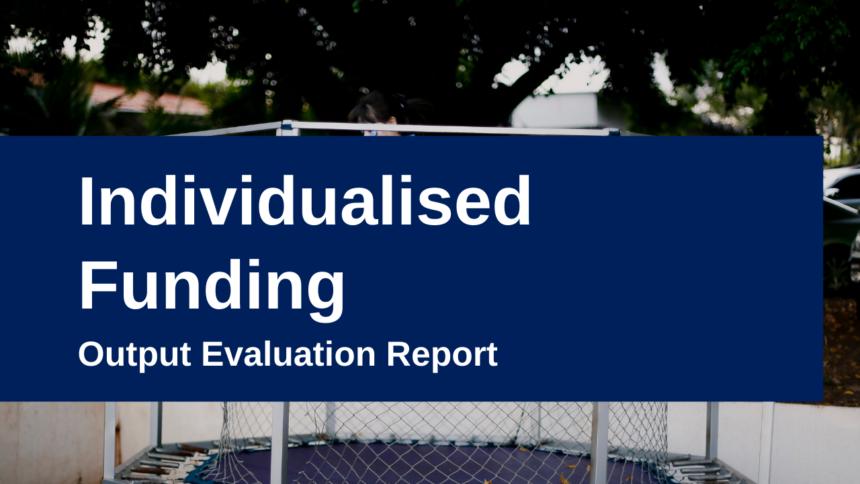Individualised Funding