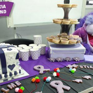 Purple Bake Off! for dementia awareness
